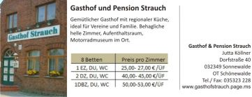 Pension Strauch
